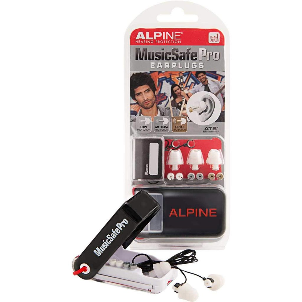 Best earplugs for musicians - Alpine MusicSafe Pro Hearing Protection
