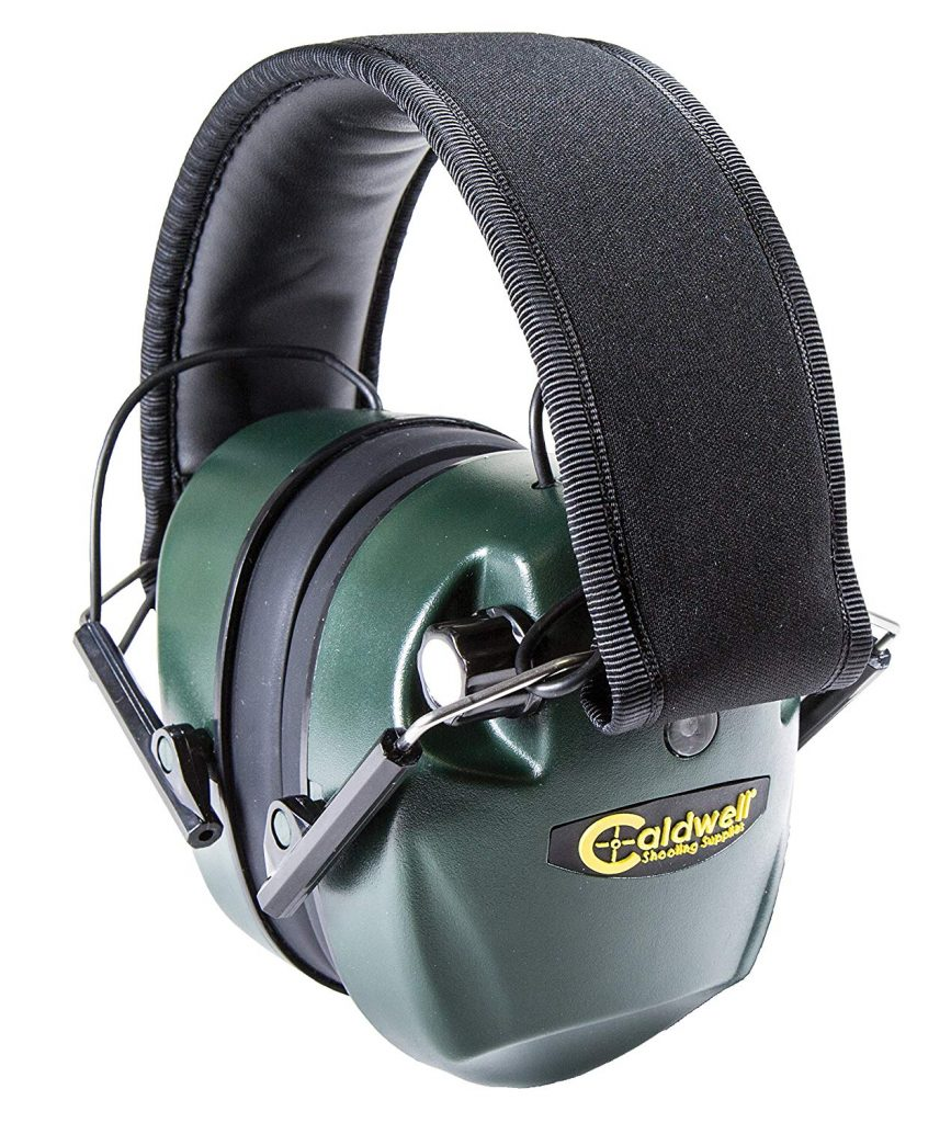 Best Ear Protection for Shooting - Caldwell E Max Electronic Hearing Protection