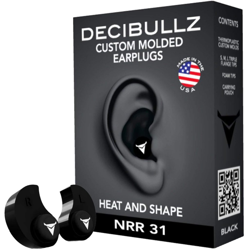 Best earplugs for musicians - Decibullz (Custom Molded Earplugs)