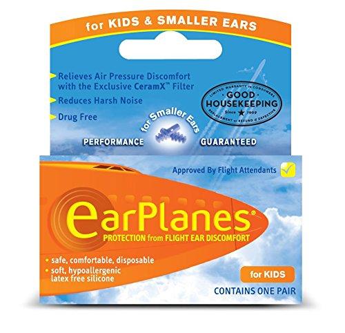 Best earplugs for kids - Cirrus Healthcare Original Child EarPlanes