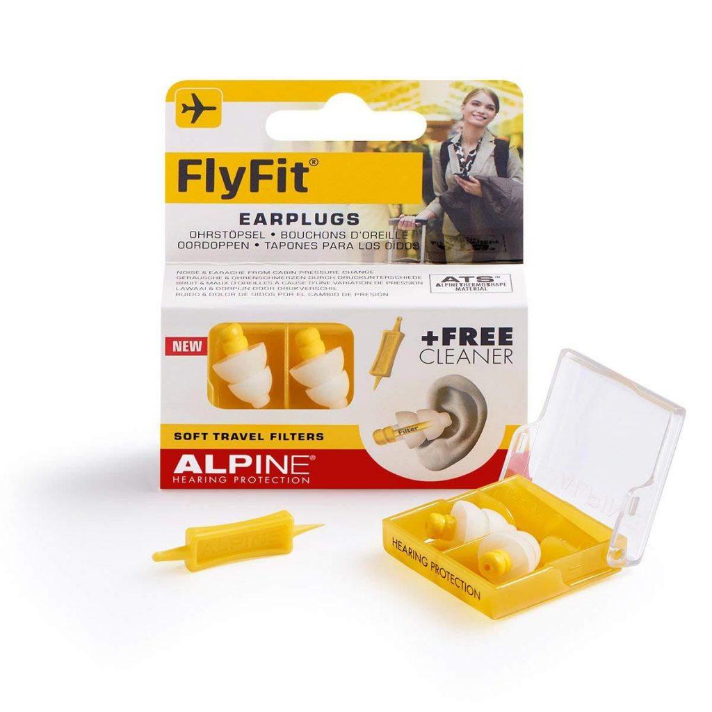 Best earplugs for flying