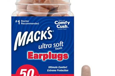 Mack's Ultra Soft Foam Earplugs Review