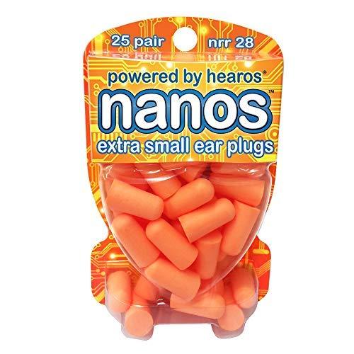 Best earplugs for children - HEAROS Nanos Foam Ear Plug