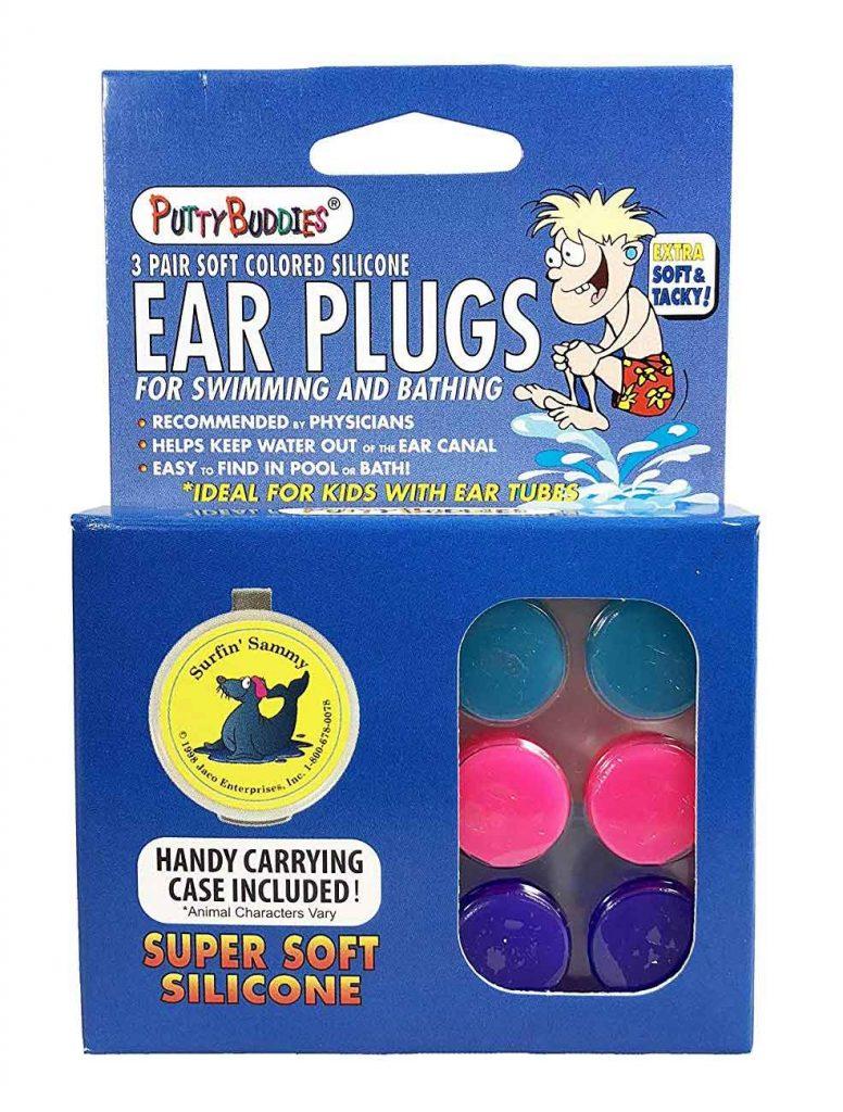 Best earplugs for kids - Putty Buddies Original Swimming Earplugs