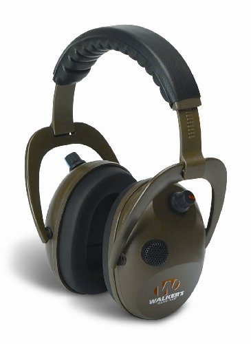 Best Ear Protection for Shooting - Walker's Alpha Series Power Muffs