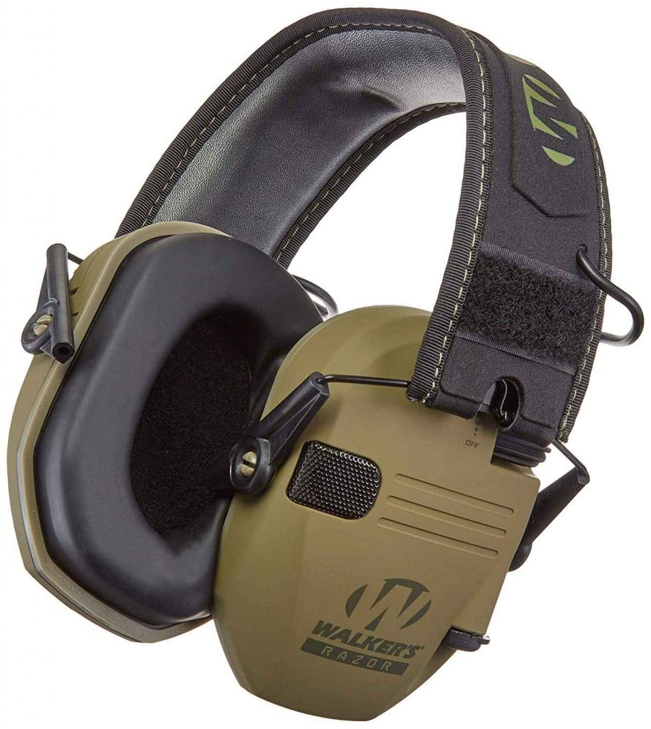How to use earmuffs - Walker's Razor Slim Electronic Hearing Protection