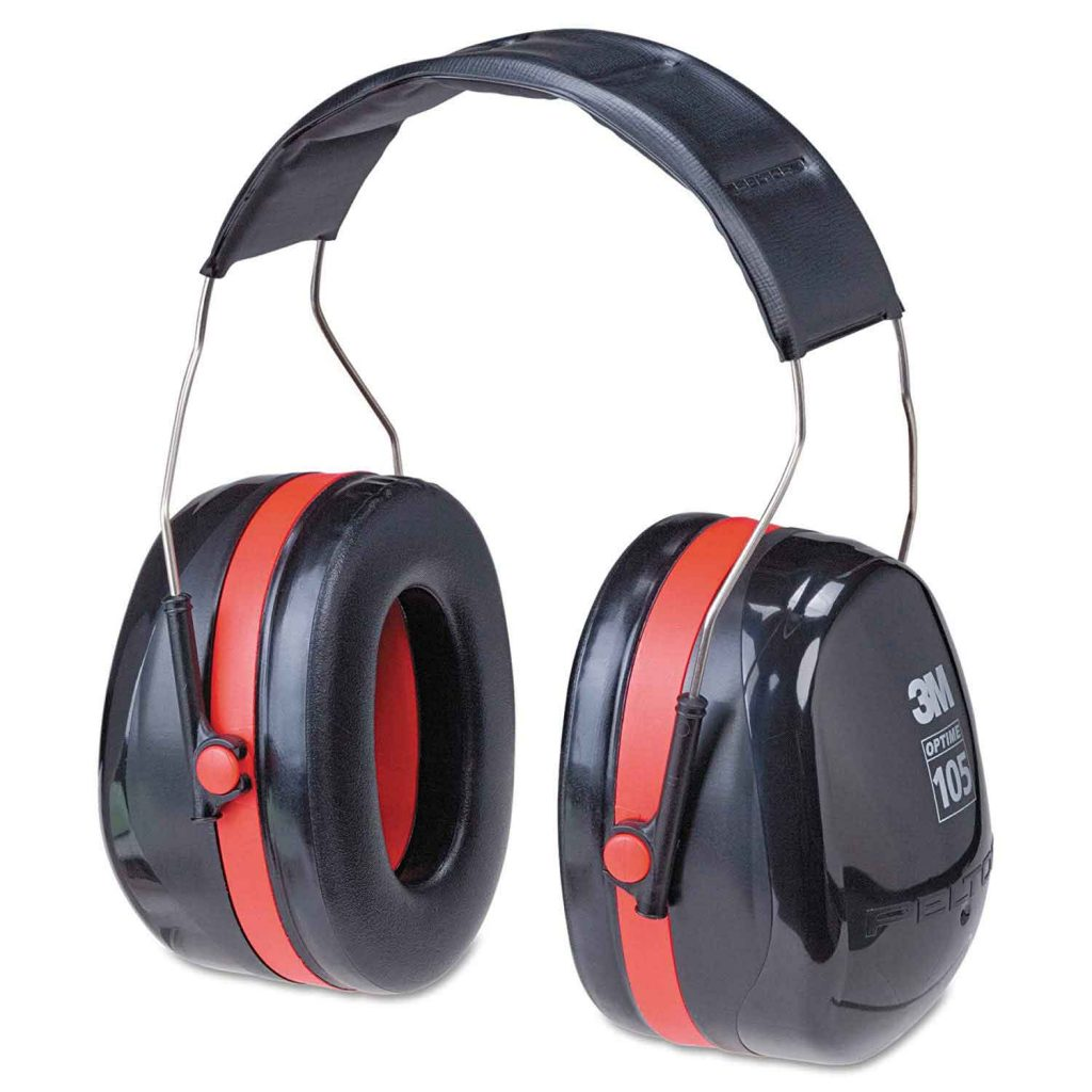 Peltor Hearing Protection - Optime 105